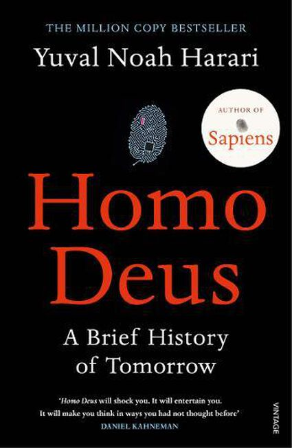 RANDOM HOUSE UK - Homo Deus A Brief History of Tomorrow