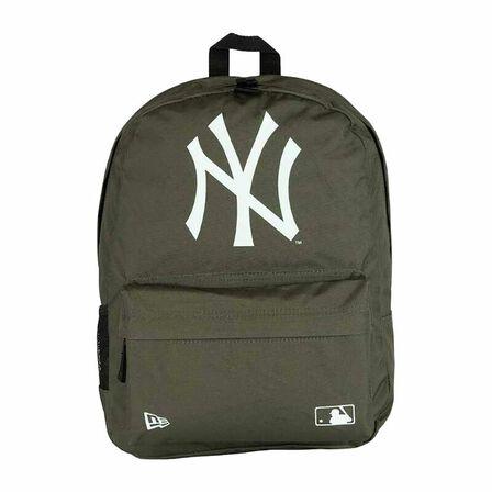 NEW ERA - New Era mlB Stadium Pack NY Yankees Backpack New Olive