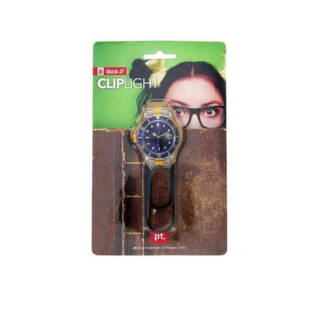 SILLY GIFTS - Clip Light Watch