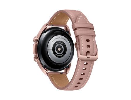 SAMSUNG - Samsung Galaxy Watch 3 SS 41mm Gold