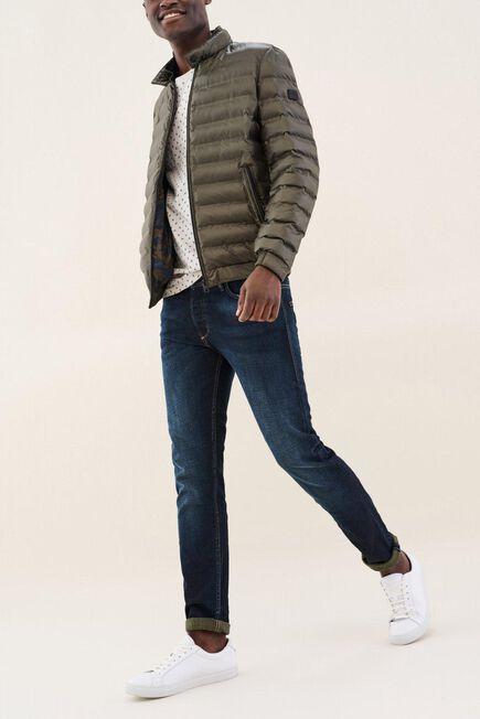 Salsa Jeans - Blue Slender slim carrot premium greencast wash jeans