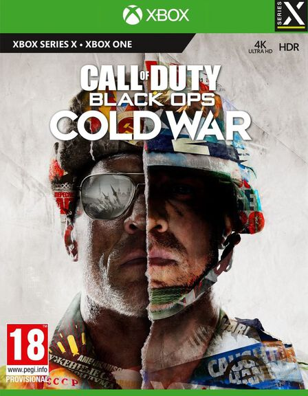 ACTIVISION - Call of Duty Black Ops Cold War - Xbox Series X