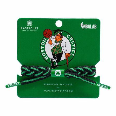 RASTACLAT - Rastaclat Boston Celtics Away Men's Bracelet Green