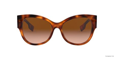 BURBERRY - Tortoise Butterfly Burberry BE4294