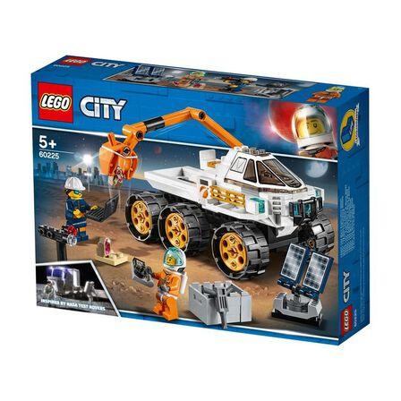 LEGO - LEGO City Space Port Rover Testing Drive 60225