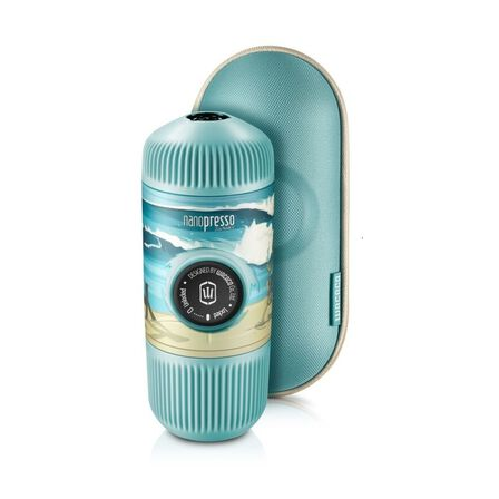WACACO COMPANY LIMITED - Wacaco Nanopresso Ground Machine Summer Journey + Case