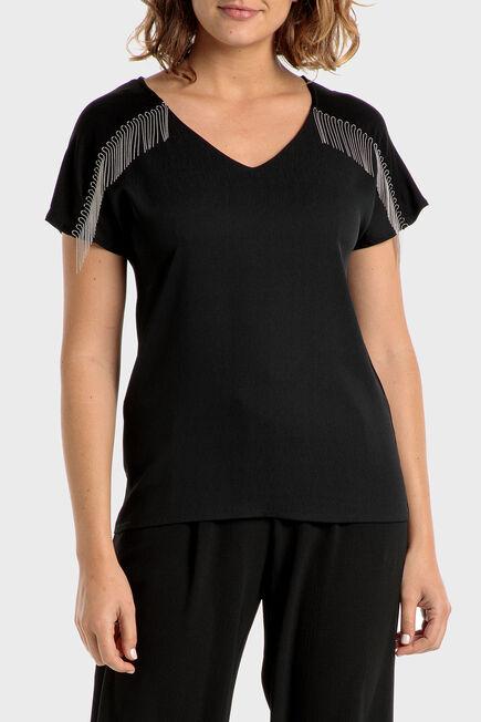Punt Roma - Black fantasy t-shirt