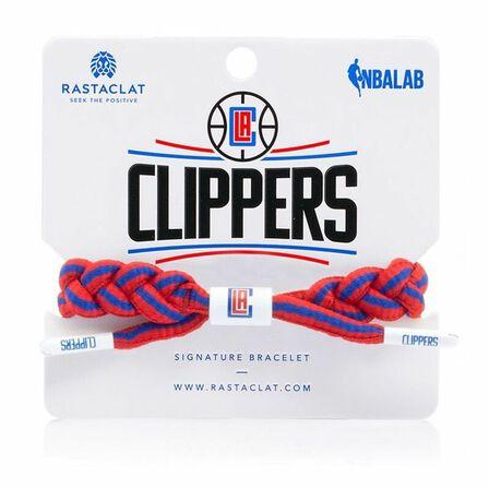 RASTACLAT - Rastaclat Los Angeles Clippers Away Men's Bracelet Blue/Red