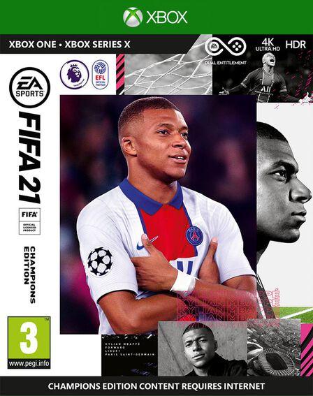 ELECTRONIC ARTS - FIFA 21 - Champion Edition - Xbox One