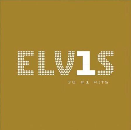 RCA RECORDS LABEL - Elvis 30 - 1 Hits Gold Coloured Vinyl (2 Discs) | Elvis Presley