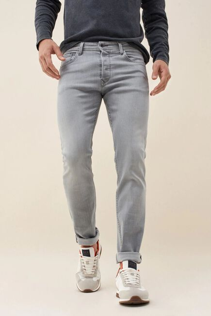 Salsa Jeans - Grey Lima spartan jeans