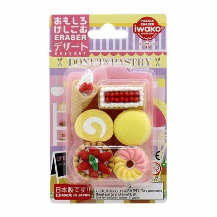 IWAKO - Iwako Dessert Eraser