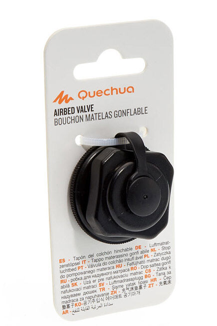QUECHUA - Replacement Stopper | Compatible With Our Inflatable Mattresses and Tents, Unique Size