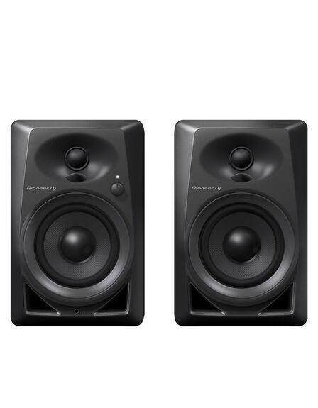 PIONEER - Pioneer DM-40 Black Active Monitor Speaker