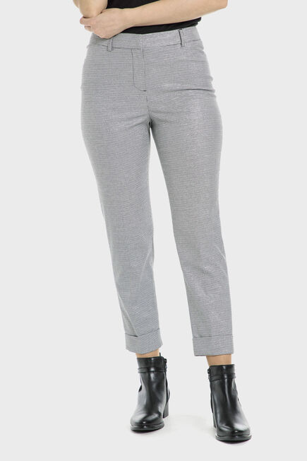 Punt Roma - Houndstooth trousers