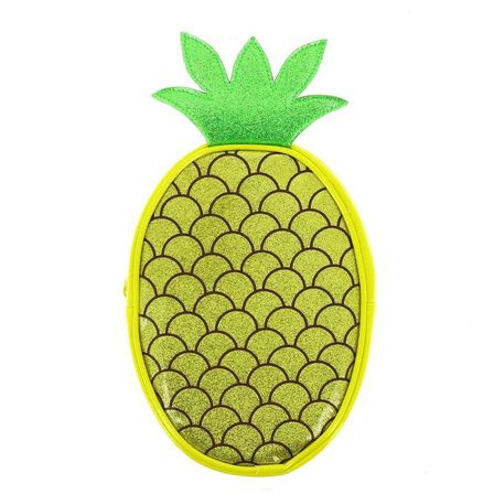 BLUEPRINT COLLECTIONS - Happy Zoo Pineapple Pencil Case