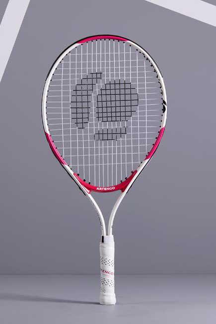 "ARTENGO - Kids' 23"" Tennis Racket TR130 - Pink, Unique Size"