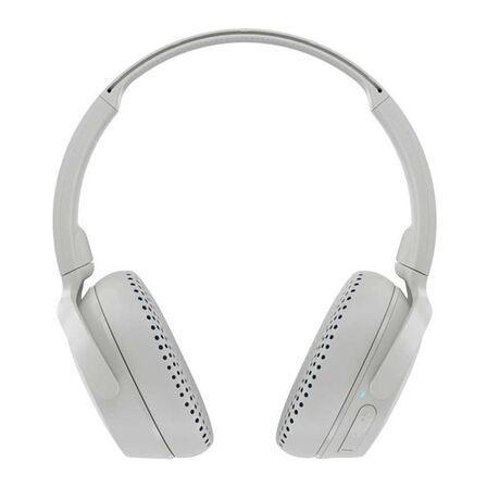 SKULLCANDY - Skullcandy Riff Vice/Grey/Crimson Wireless Bluetooth On-Ear Headphones
