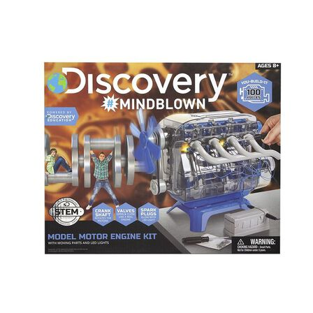 DISCOVERY - Discovery Mindblown Model Engine Kit