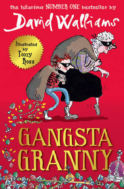 HARPER COLLINS UK - Gangsta Granny