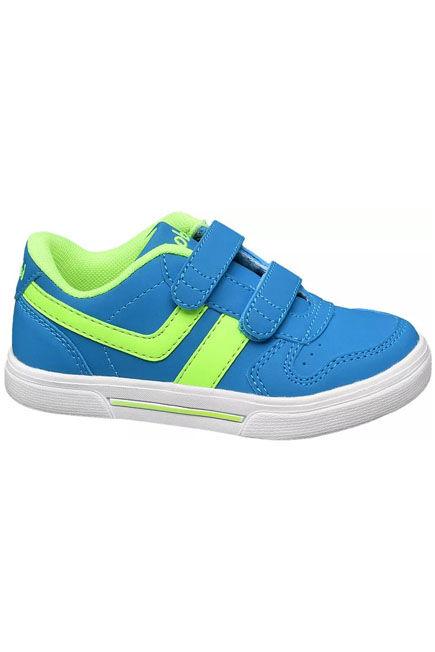 Bobbi-Shoes - Blue Sneakers, Kids Boy