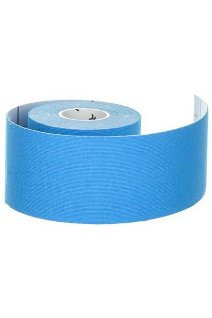 TARMAK - Kinesiology support strap (5 cm x 5 m) - blue, Unique Size