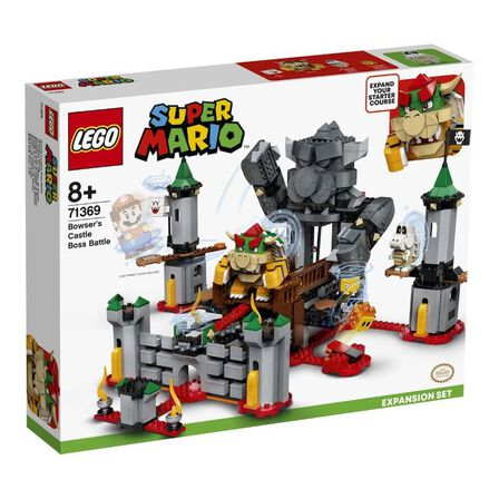 LEGO - LEGO Super Mario Bowser's Castle Expansion Set 71369