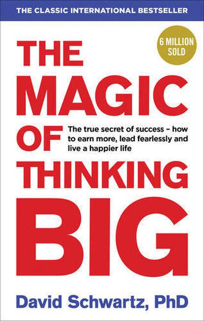 RANDOM HOUSE UK - The Magic of Thinking Big