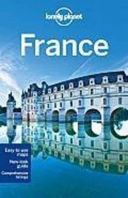 LONELY PLANET PUBLICATIONS UK - France 10Th Ed