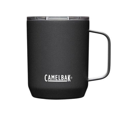 CAMELBAK - Camelbak Camp Mug Stainless Steel Vacuum Insulated 12Oz black