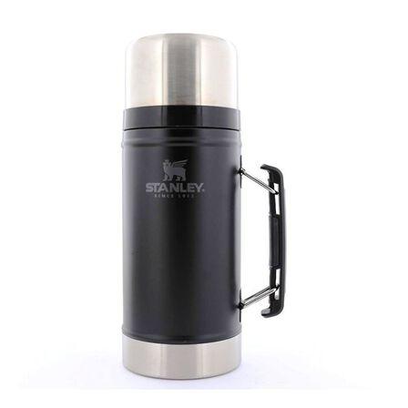STANLEY - Stanley 946ml Classic Vacuum Food Jar M.Black
