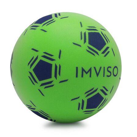 IMVISO - Size 3 Futsal Foam Ball - Green