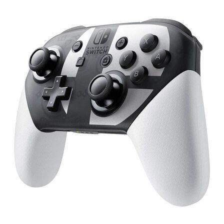 NINTENDO - Nintendo Super Smash Bros Ultimate Edition Pro Controller for Nintendo Switch
