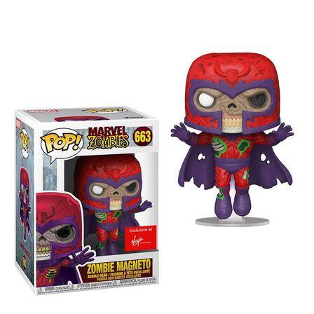 FUNKO TOYS - Funko Pop Marvel Zombies Magneto Vinyl Figure Exclusive
