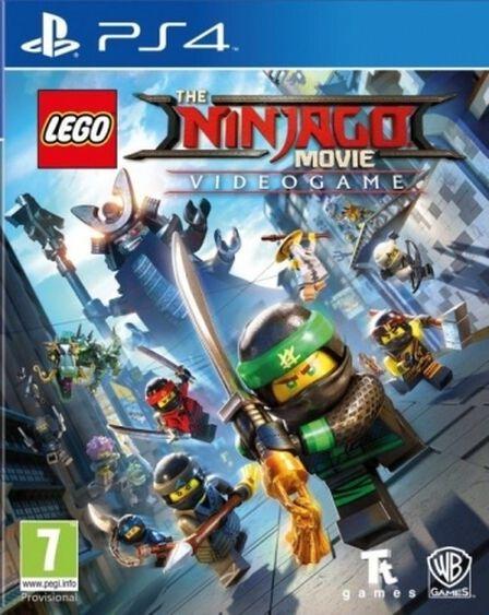 WARNER BROTHERS INTERACTIVE - The LEGO NINJAGO Movie Video Game - PS4