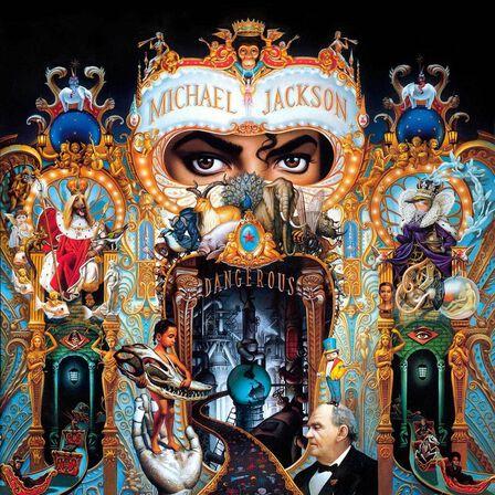 LEGACY RECORDS - Dangerous 180G (2 Discs)   Michael Jackson