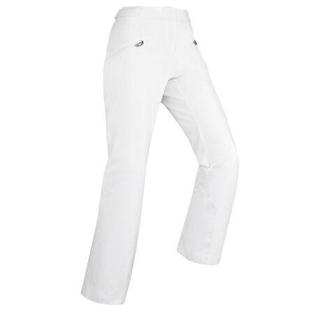 WEDZE - XL Women's Ski Trousers 180 - Snow White