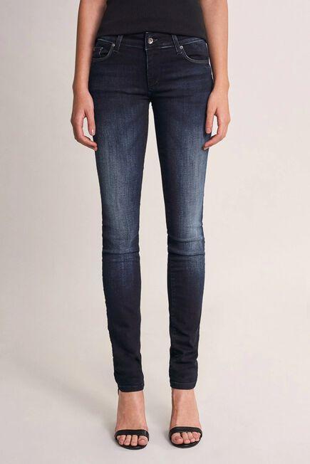 Salsa Jeans - Blue Push Up Wonder Slim Dark Jeans, Women