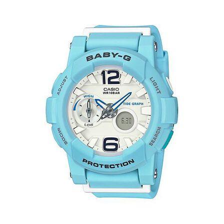 CASIO - Casio BGA-180BE-2BDR Baby-G Digital Watch