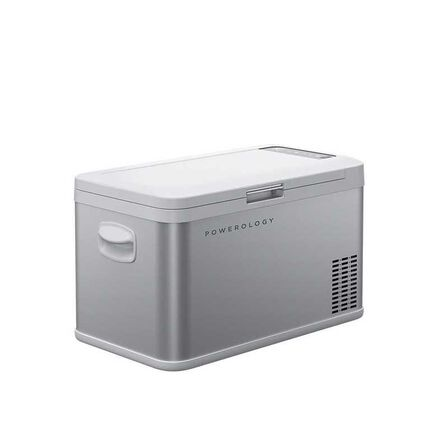 POWEROLOGY - Powerology Portable Fridge & Freezer 15600mAh 25L Grey