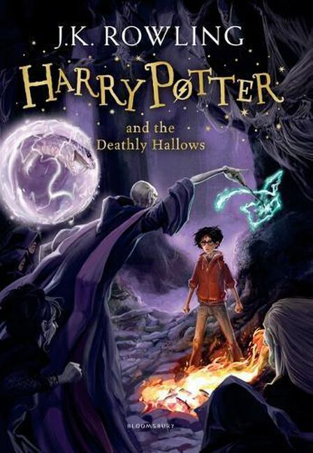 BLOOMSBURY PUBLISHING UK - Harry Potter And The Deathly Hallows