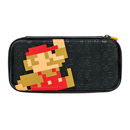 PDP - PDP Slim Travel Case Mario Retro Edition for Nintendo Switch