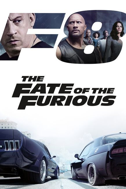 UNIVERSAL STUDIOS - The Fate of the Furious