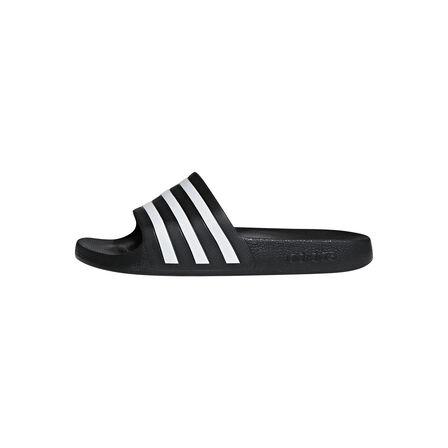 Adidas - Black Adilette Aqua Shoes, Men