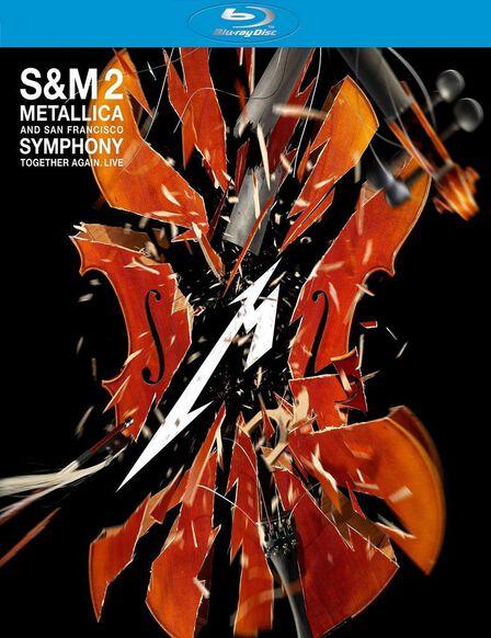 UNIVERSAL MUSIC - S&M 2 Blu-Ray | Metallica