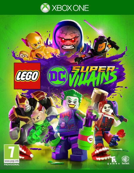 WARNER BROTHERS INTERACTIVE - LEGO DC Super-Villains
