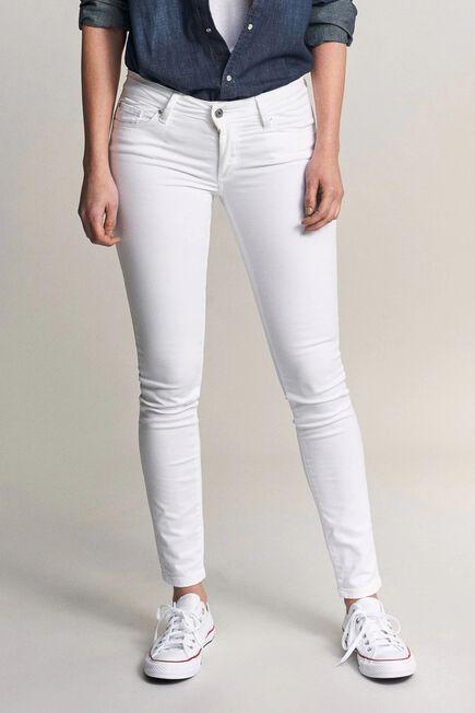 Salsa Jeans - White Push Up Wonder skinny jeans