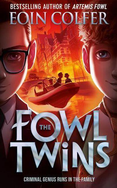 HARPER COLLINS UK - The Fowl Twins