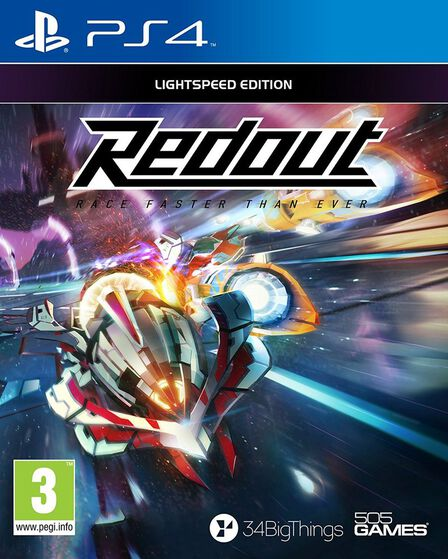 505 GAMES - Redout Lightspeed Edition [Pre-owned]