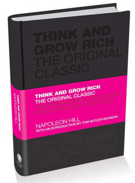 JOHN WILEY & SONS UK - Think And Grow Rich